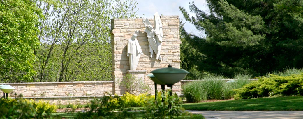 Annunciation Garden