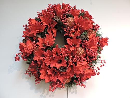 Wreath 1 Botanicals Design Studio St. Louis, MO