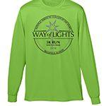 Way of Lights Run Shirt