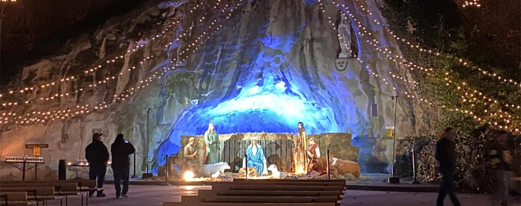 Our Lady Of The Snows Christmas Lights 2020 Way of Lights – Our Lady of the Snows