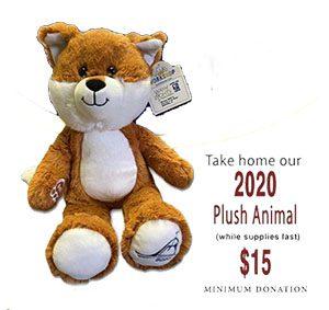 Way of Light 2020 Plush Animal
