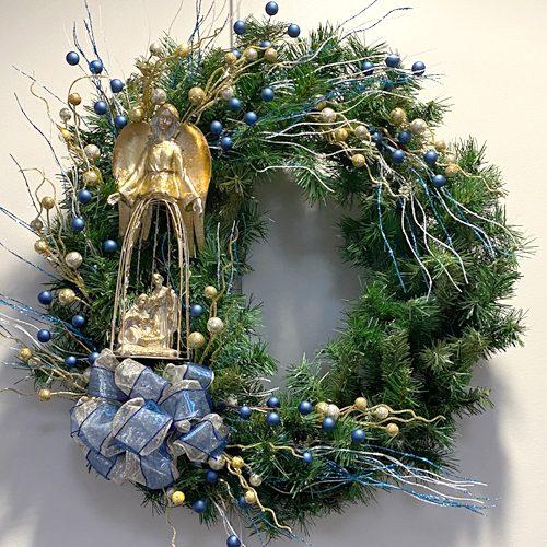 Wreath 18