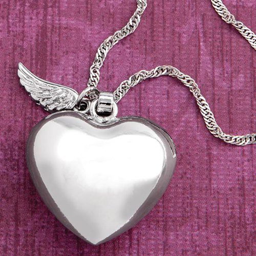 508643 Guardian Angel Chime Necklace