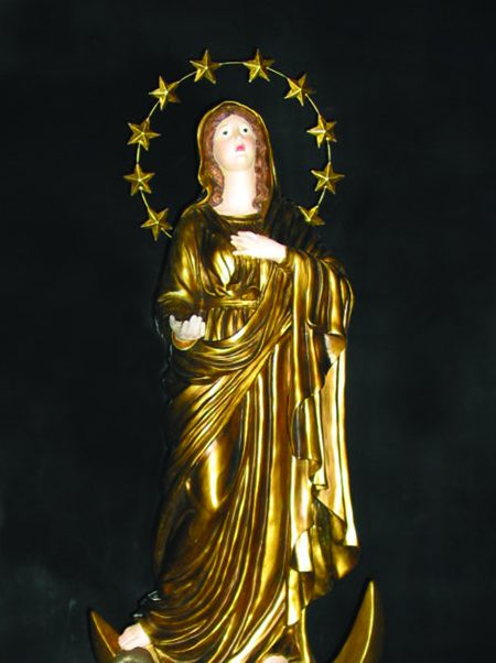 Oblate Madonna