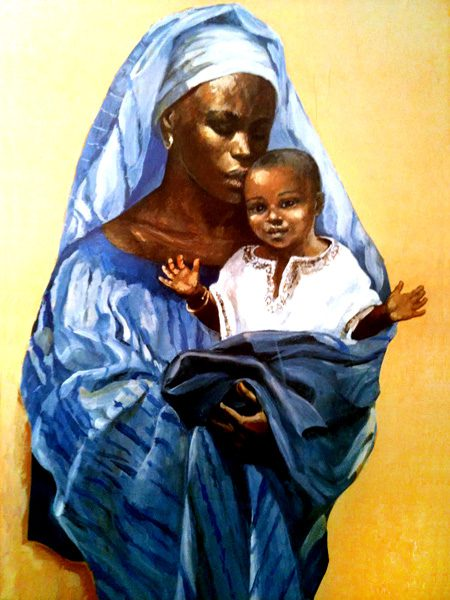 Our Lady of Africa